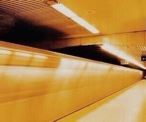yellow, orange, and subway image
