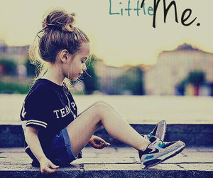dont grow up, stay young, and little me image