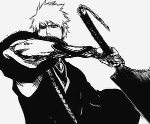 bleach, manga, and Ichigo image