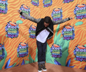 kids choice awards and austin mahone image