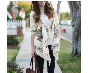 beige, tassel, and blogger image