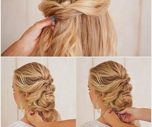 hair, hairstyle, and hair styles image