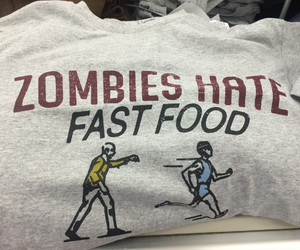 clothes, fashion, and fast food image