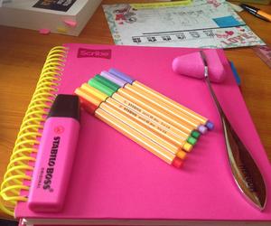 medicine, study, and pens image
