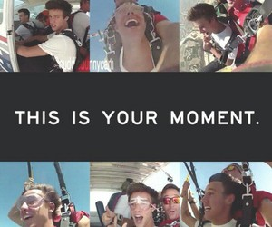 cameron dallas and this is your moment image