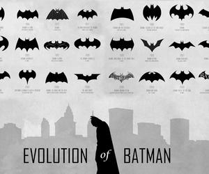 batman and evolution image