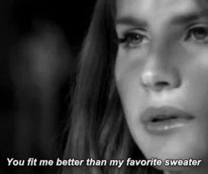 lana del rey, quote, and blue jeans image