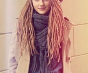 dread, hair, and sonnerie image