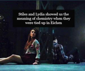 teen wolf and stydia image