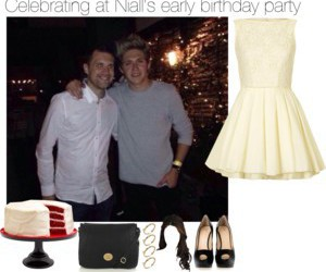 outfit, niall horan, and one direction image