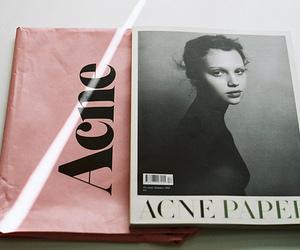 acne, fashion, and magazine image