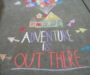 adventure, chalk art, and inspiration image
