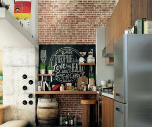 3d, interior, and loft image
