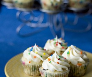 cupcake, cupcakes, and cute food image