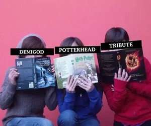 books, harry potter, and tribute image