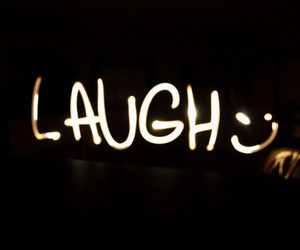 laugh, smile, and quotes image