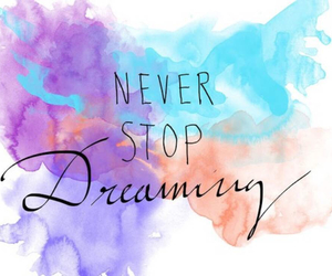 background, stop, and Dream image