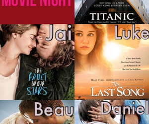 imagine, movies, and romance image