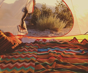 summer, tent, and camping image