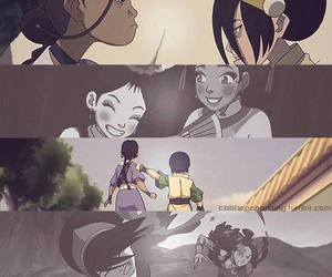 avatar, the legend of aang, and toph beifong image