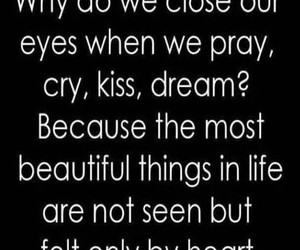 quote, kiss, and Dream image