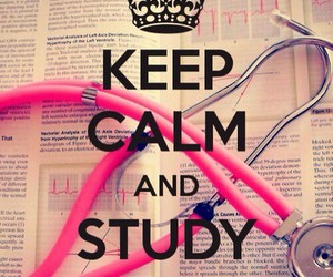 keep calm, quote, and student image