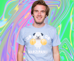 pewdiepie and youtubers image