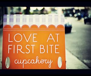 cupcake and love image