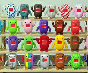 domo, colorful, and colors image