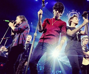 1d, onedirection, and harry image