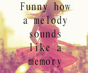 memories, melody, and music image