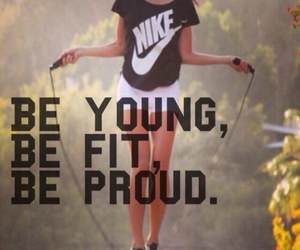 fit, young, and proud image