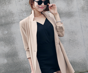 asian fashion, korean fashion, and womens image