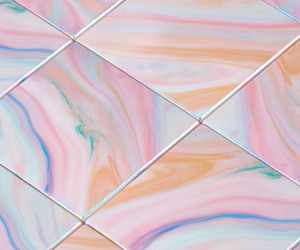 pastel and tile image