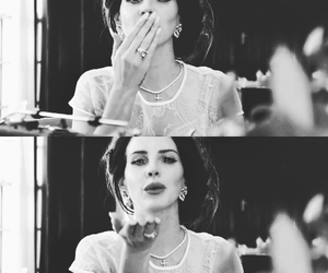 lana del rey, kiss, and lana image