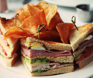 bread and sandwich image