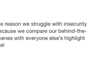 insecure and insecurity image