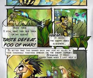 comic, league of legends, and lol image