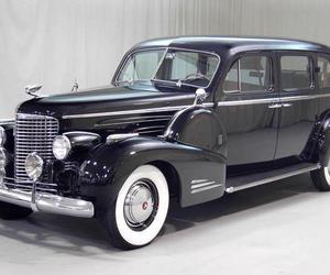 1940, The Godfather, and cadilac fleetwood image