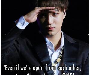 exo, quote, and kai image