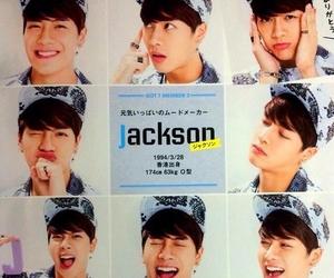 jackson, wang, and got7 image