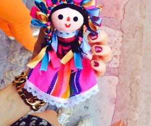 mexico, muñecas, and artesania image