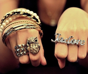 accesories, fashion, and bracelet image