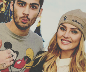 zerrie, zayn malik, and perrie edwards image