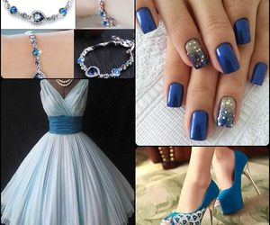 blue, fashion, and footwear image