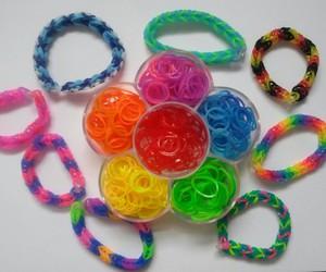 amazing, blue, and bracelets image