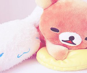 kawaii, cute, and rilakkuma image