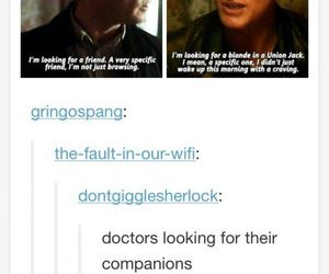 bbc, doctor, and doctor who image