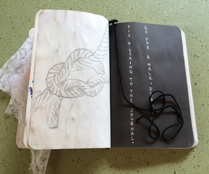 creative, wreck this journal, and be creative image
