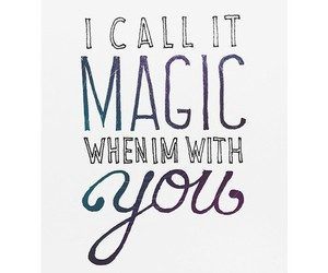 magic, coldplay, and you image